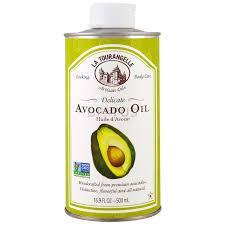 Изысканное масло авокадо, 500 мл