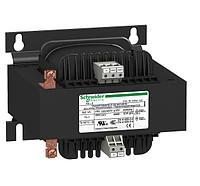 Защитный и изолирующий трансформатор 230-400В 1x12В 250 В·А