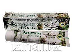 """Зубная паста Сангам, """"Sangam Herbals"""", 20г"""