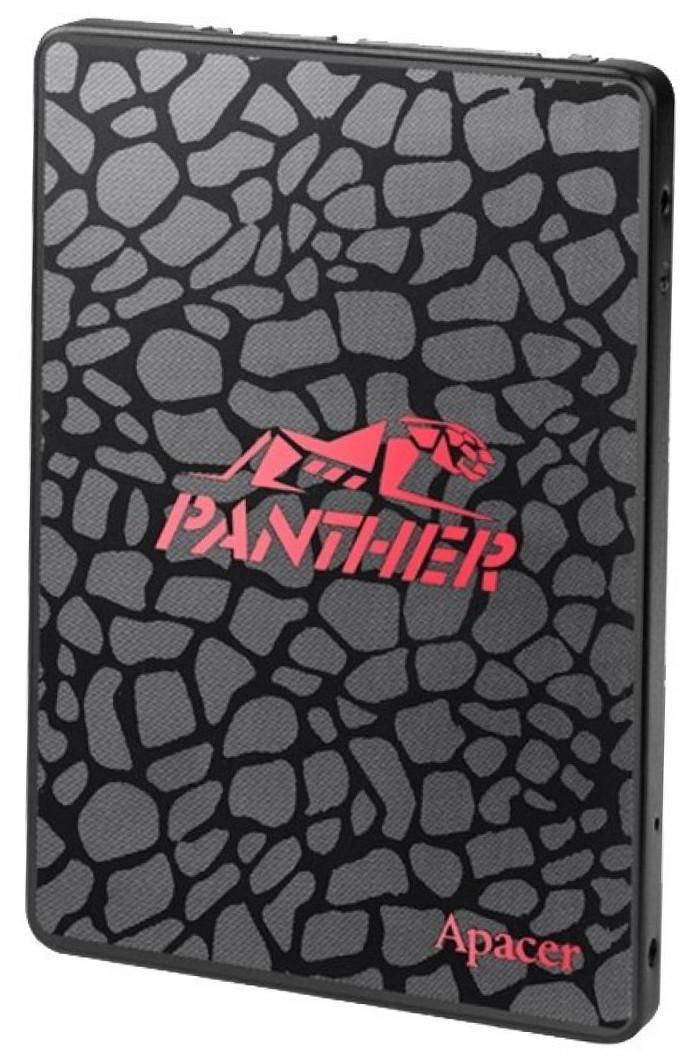 """Твердотельный накопитель SSD 240 Gb SATA 6Gb/s Apacer AS350 Panther AP240GAS350-1  2.5"""" 3D TLC"""