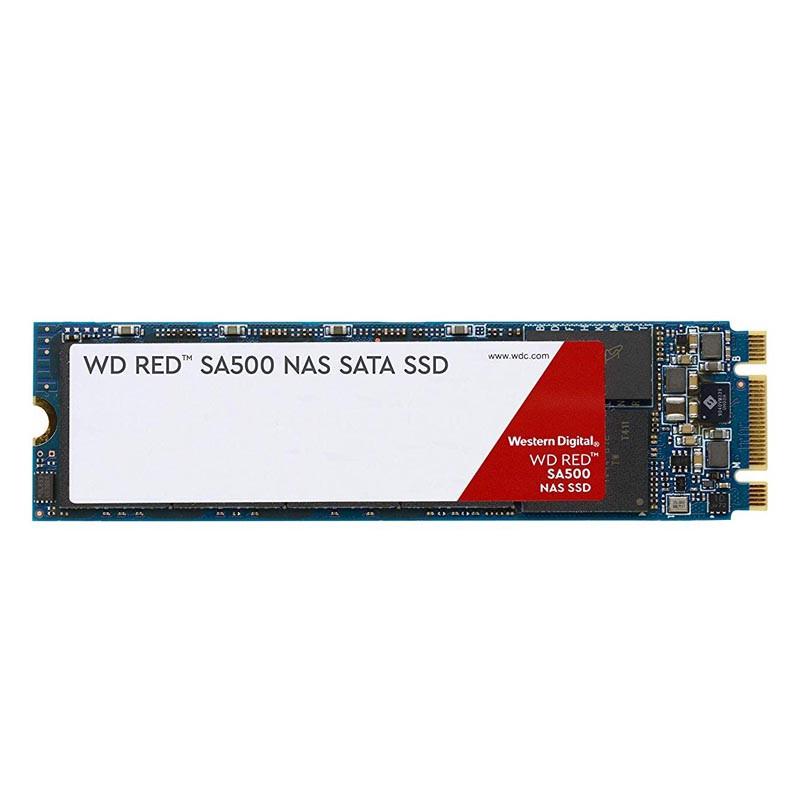 Твердотельный накопитель SSD 500 Gb M.2 2280 6Gb/s WD Red WDS500G1R0B  3D TLC