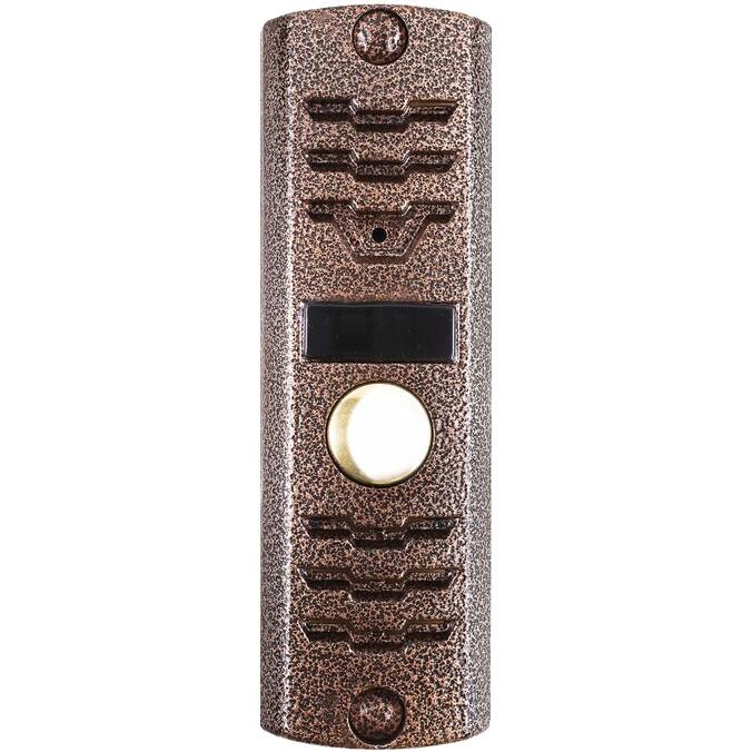 Вызывная панель видеодомофона Сатро-305, медь