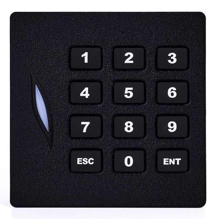 RFID считыватель ZKTeco KR102E