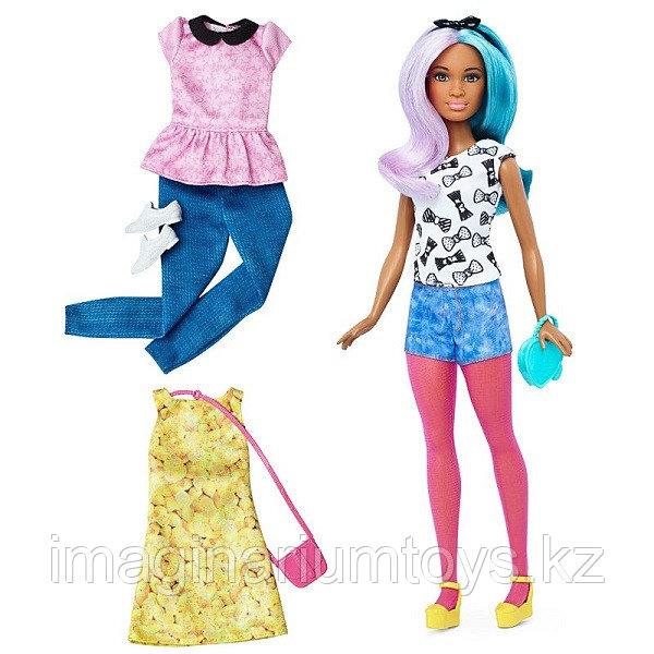 "Кукла Барби ""Игра с модой"" DTF05"