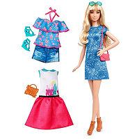 "Кукла Барби ""Игра с модой"" DTF06, фото 1"
