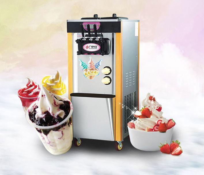 Аппарат для мороженого Guangshen BJ368С 2850w, 380 В