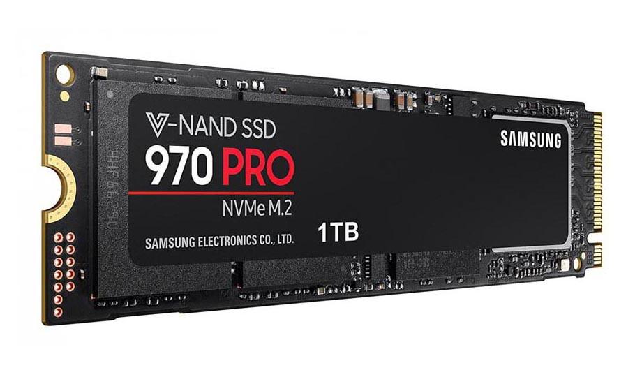 Твердотельный накопитель 1000GB SSD Samsung 970 PRO M.2 2280 MZ-V7P1T0BW