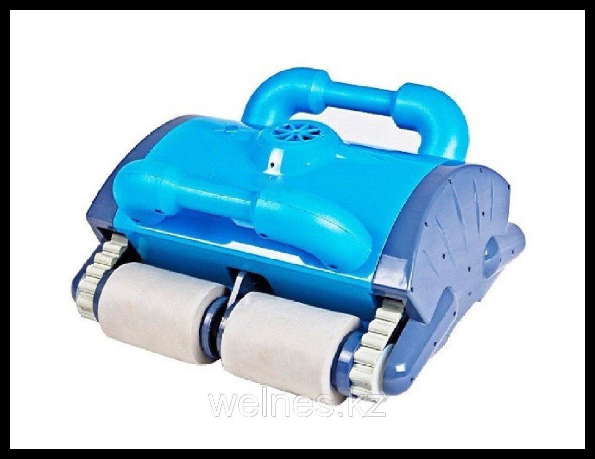 Подводный робот-пылесос для бассейна IRobotec Light Blue iCleaner, кабель 25 м