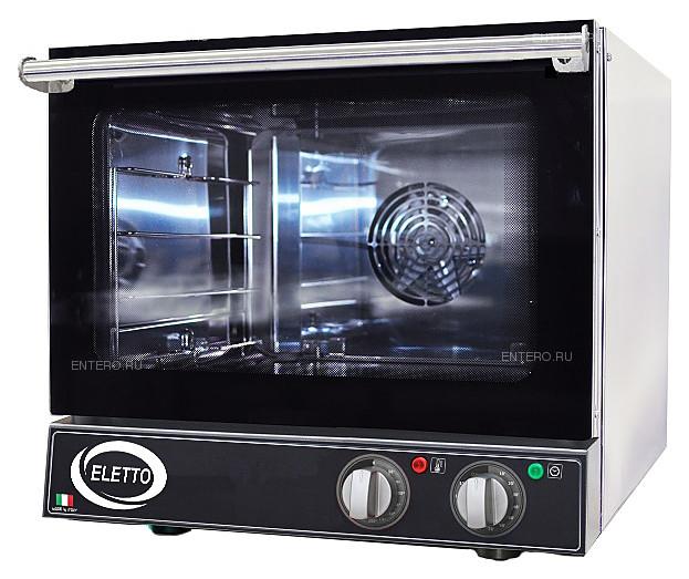 Печь конвекционные Eletto E 0443M Steam