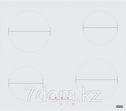 Встраиваемая поверхность электр Franke FHR 604 C T WH