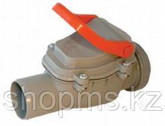 Клапан обратный канализационный ф50 Пластфитинг СУ