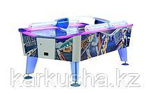 Всепогодный аэрохоккей «Big Wave» 8 ф (238 х 128 х 83 см, цветной, жетоноприемник / купюроприемник)
