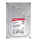 "Жесткий диск HDD 4Tb TOSHIBA P300 SATA 6Gb/s 7200rpm 64Mb 3.5"" HDWD240UZSVA"