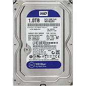 Жесткий диск HDD 1Tb Western Digital Blue 7200rpm WD10EZEX