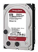 """Жёсткий диск HDD 6 Tb Western Digital Red  3.5"""" 5400rpm 256Mb"""