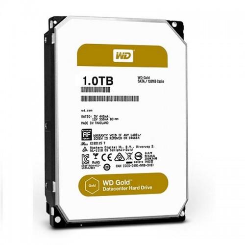 """HDD 1Tb Western Digital GOLD SATA3 3,5"""" 7200rpm 128Mb"""