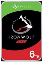 "Жесткий диск для NAS систем  6Tb HDD Seagate IronWolf SATA 6Gb/s 7200rpm 3.5"" 256Mb"