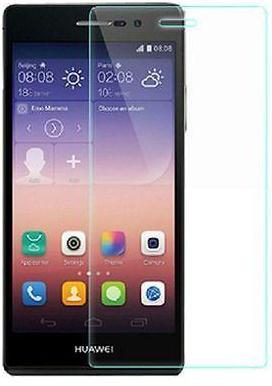 Противоударное защитное стекло Crystal на Huawei Ascend G7
