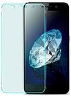 Противоударное защитное стекло Crystal на Huawei Honor 4