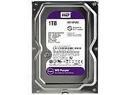 "Жесткий диск HDD 1000 Western Digital SATA III (W D10PURZ) (3.5"")  Purple"