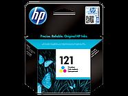 Картридж струйный HP CC643HE (№121) Color