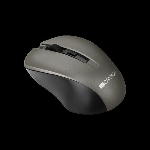 Мышь CANYON CNE-CMSW1G (Grey)