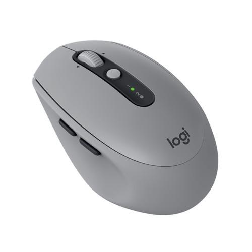 Мышь беспроводная Logitech M590 Multi-Device Silent-MID Grey Tonal (Grey)