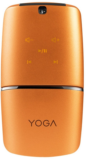 Мышь Lenovo YOGA Mouse WWGX30K69570 (Orange)