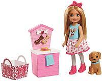 Mattel Barbie Барби Челси и щенок, фото 1