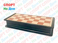 Магнитные шахматы переносные (размеры: 30*30*2,5 см)