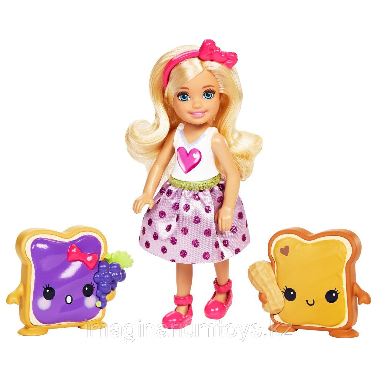 Mattel Barbie Барби Челси и сладости