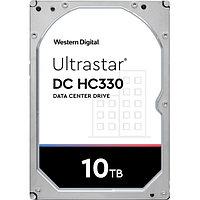 "Жёсткий диск HDD 10 Tb SATA 6Gb/s WD Ultrastar 3.5""7200rpm 256Mb"