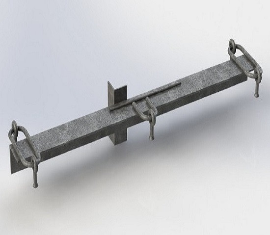 Металлоконструкции ЛЭП 0,4-10Кв