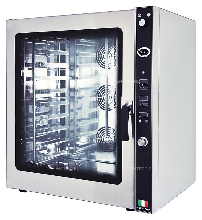 Печь конвекционная Eletto L 1011E (щуп, душ в комп.)