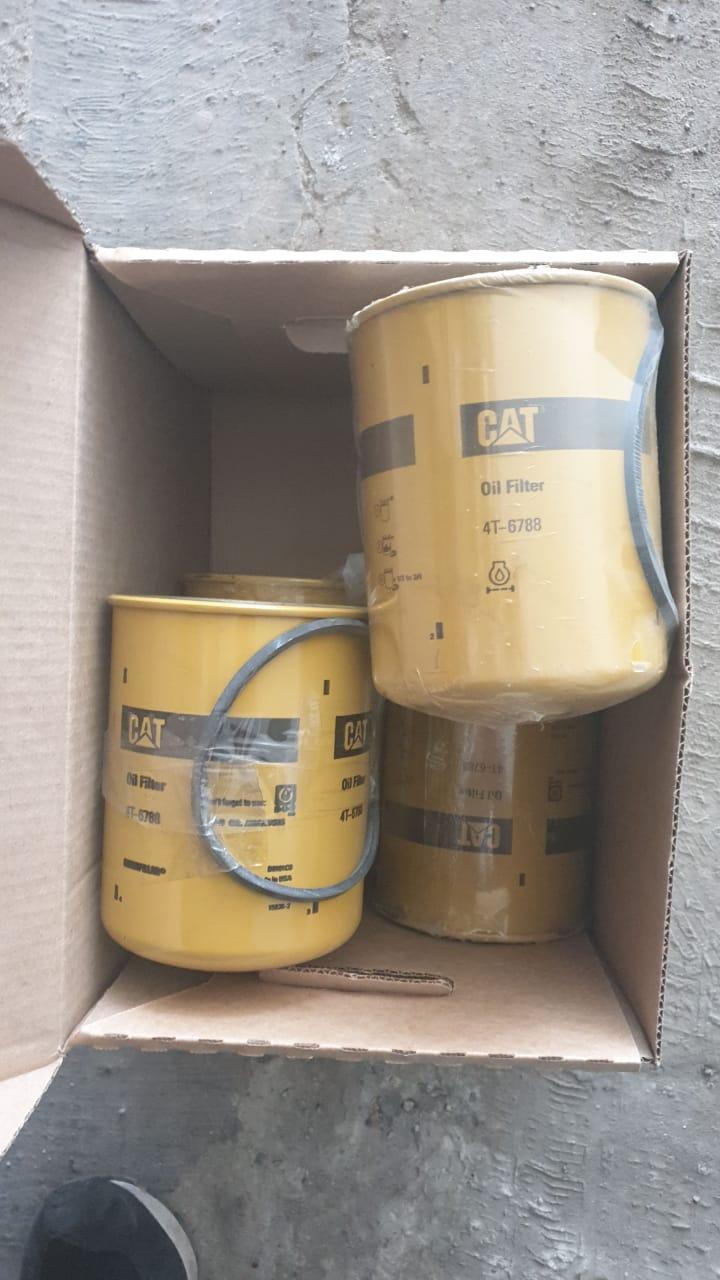 """D129/H170(1.1/2""""-16 UN-2B) CATERPILLAR 4T-6788 Масляный фильтр"""