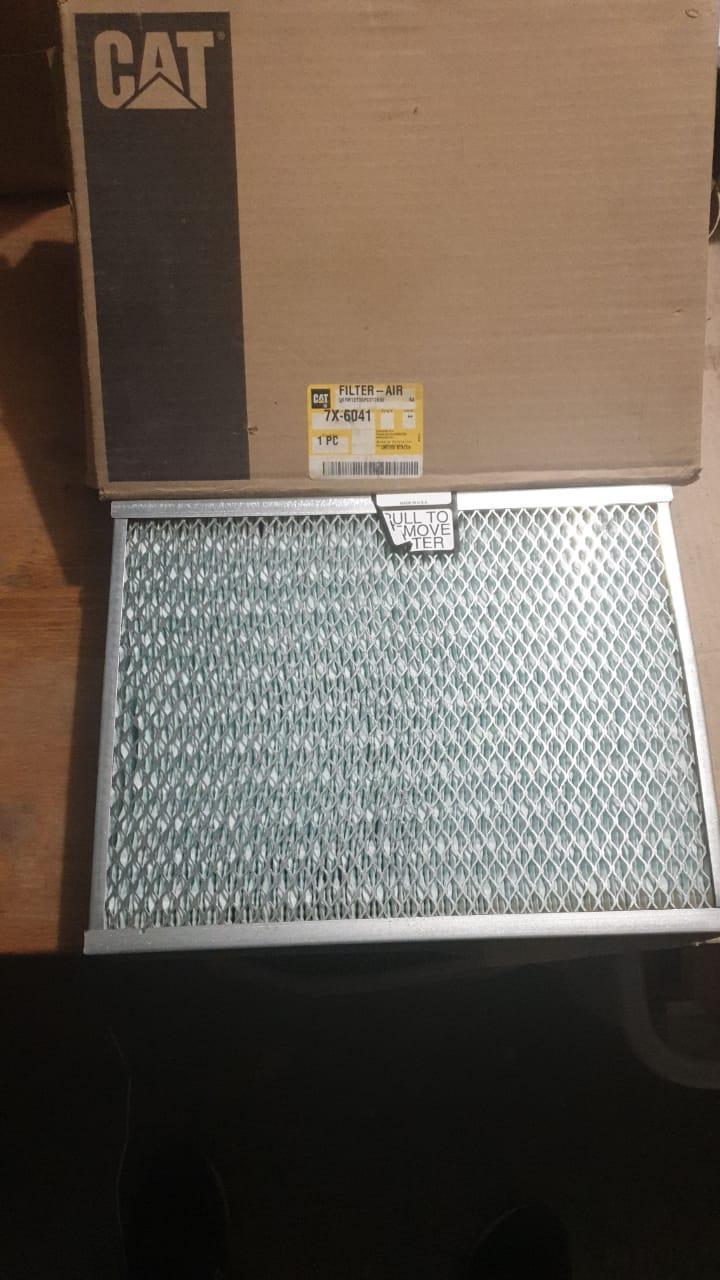 311x243x65 Caterpillar 7X-6041. Фильтр салонный