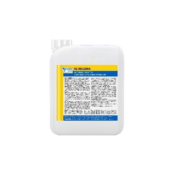 Чистящее средство с антибактериальным эффектом, DEC PROF 42 BELIZNA, 5л