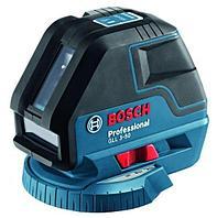 Лазерный уровень Bosch GLL 3-50+BM 1 (0.601.063.802)