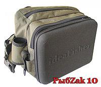 Рыбзак 10 Рюкзак слинг для ходовой рыбалки