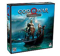 Настольная игра Бог войны. Карточная игра / God of War. The card game, фото 1