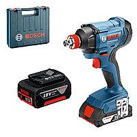 Аккумуляторный гайковерт Bosch GDX 180-LI (06019G5220)