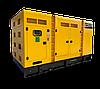 Дизельный генератор ADD550L во всепогодном шумозащитном кожухе