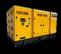 Дизельный генератор ADD550L во всепогодном шумозащитном кожухе, фото 1