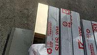 14*25 - профиль для декорирования мебели, зеркальное золото, 305 см, П-образный, фото 1