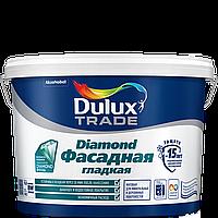 Dulux Фасадная Гладкая - краска по бетону для наружных работ