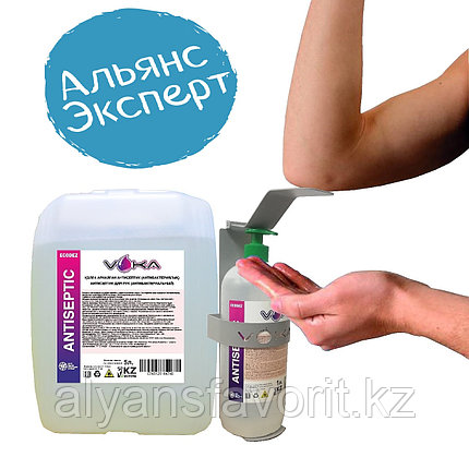 ECO DEZ - антисептик для рук (санитайзер) 5 литров. РК, фото 2