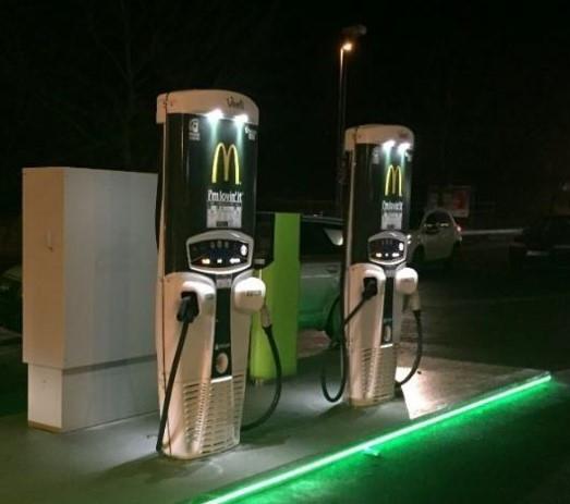 Электрические зарядные устройства Tritium EV Gilbarco - фото 5