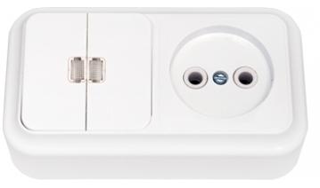 Блок электроустан. 2В - РЦ - 565