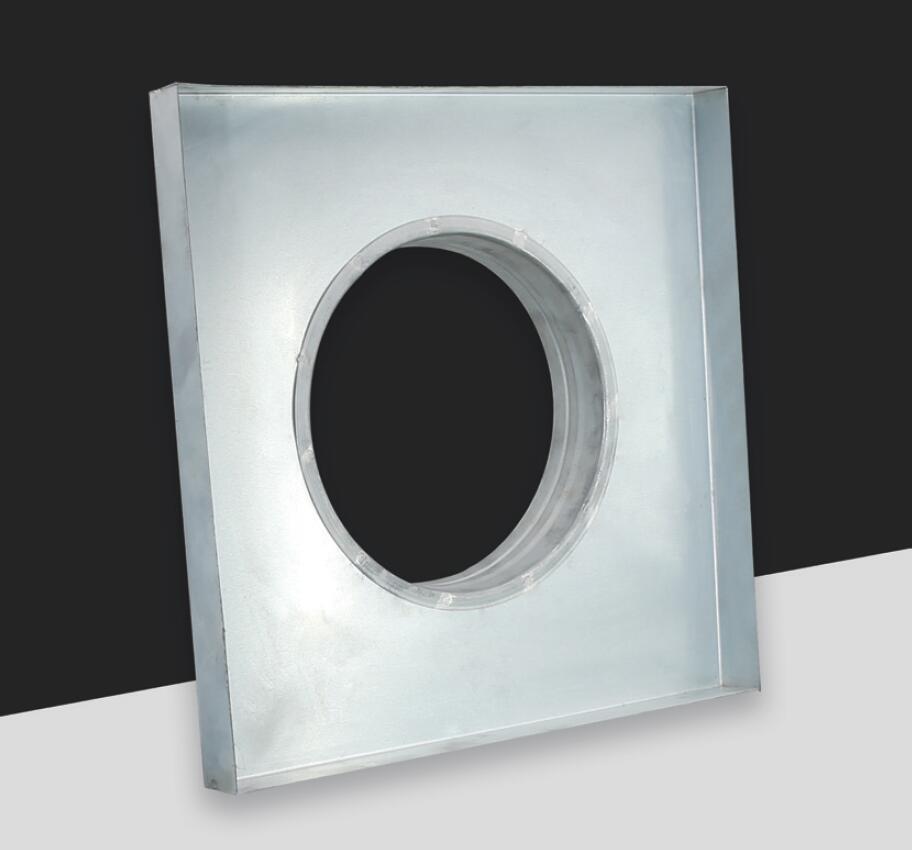 Квадратная крышка для вентиляции (FK036)