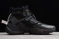 "Кроссовки Nike Air Hurache Gripp ""Triple Black"" (36-45), фото 2"